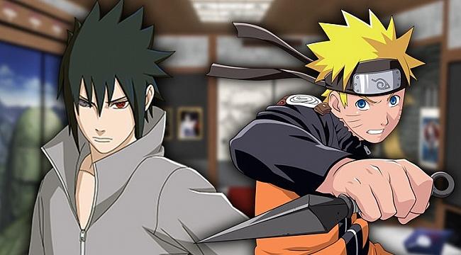 Animenin büyük efsanesi Naruto