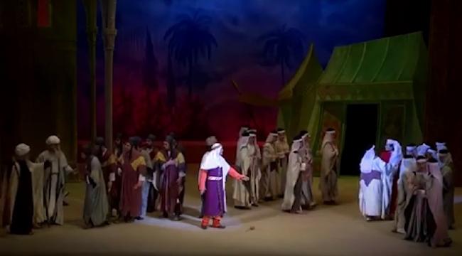 Müslüman Doğu'nun ilk operası: Leyla ve Mecnun