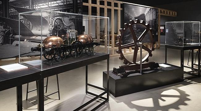 Rahmi M. Koç Müzesi'nin üç nadir lokomotif modeli Londra Bilim Müzesi'nde