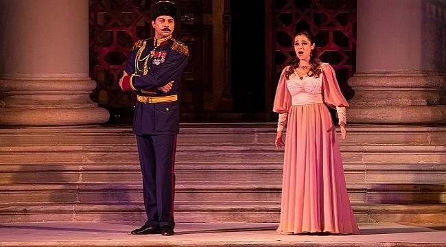Saraydan Kız Kaçırma operası Fişekhane'de sahnelenecek