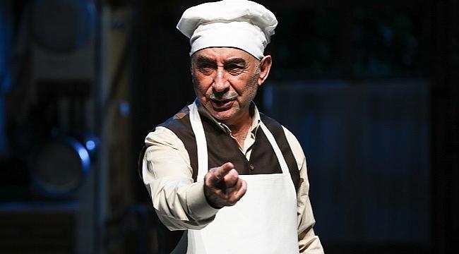 Zengin Mutfağı Harbiye'de sahnelenecek
