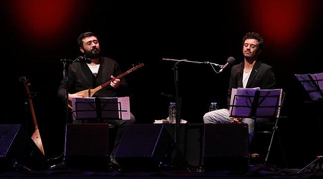 Coşkun Karademir ve Buray ile Anadolu ezgilerine yolculuk