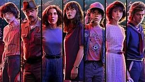 Stranger Things'in yeni sezonuna yeni isimler dahil oldu