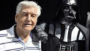 Yıldız Savaşları'nın Darth Vader'ı hayatını kaybetti