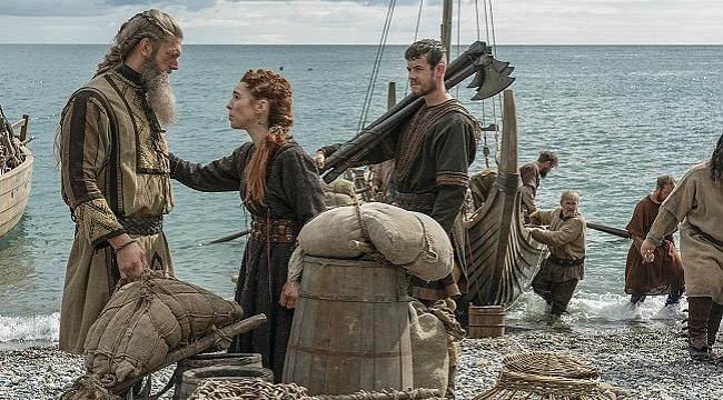 Emmy ödüllü Vikings 7. sezon ile final yapıyor