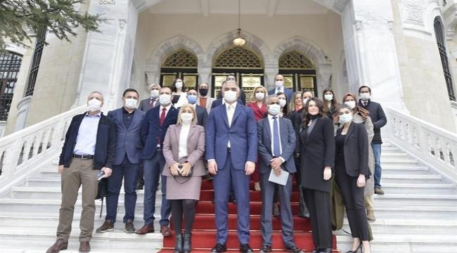 Bakan Ersoy: Mart ayı itibarıyla kültür-sanat etkinlikleri başlayacak