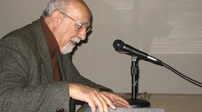 Şair Kemal Özer adına şiir yarışması düzenlenecek