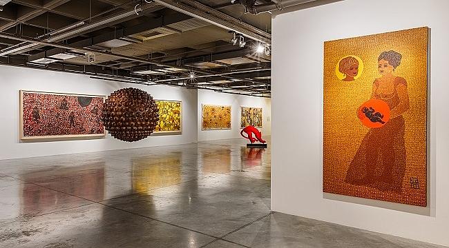 Selma Gürbüz'ün sergisi ve sanatsal pratiği üzerine bir söyleşi