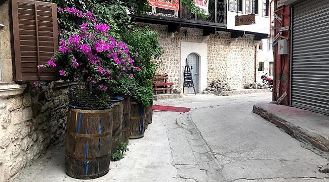 Taş evlerle dolu, ara sokaklarda kaybolma ülkesi: Antakya