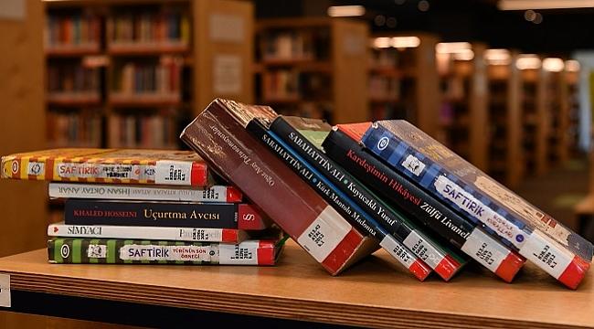 Beylikdüzü'ndeki kütüphaneler 2020 yılında 215 bin kullanıcıyı ağırladı