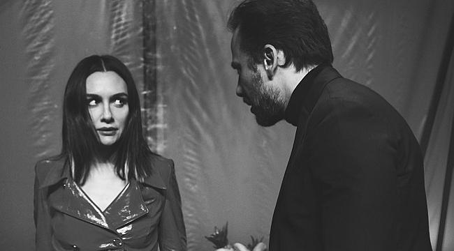 Birce Akalay ve Serkan Altunorak'tan Hırçın Kız performansı