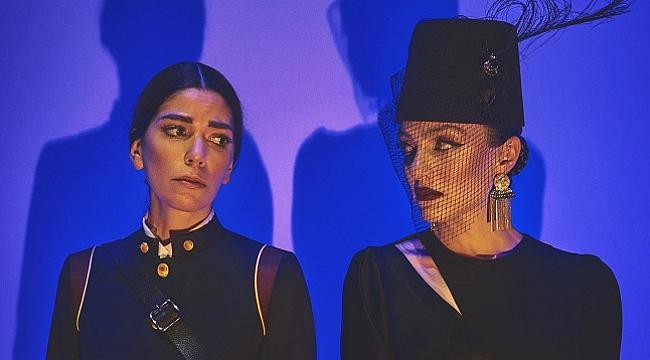 Ceren Moray ve Merve Dizdar'dan On İkinci Gece performansı