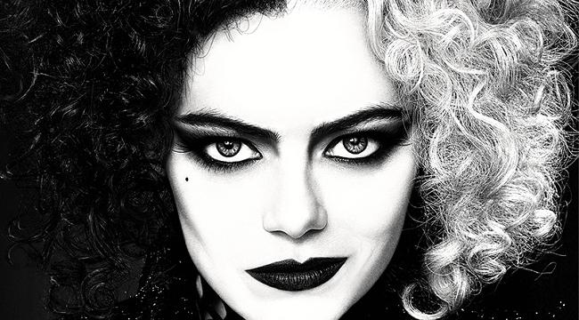 Emma Stone'lu Cruella filminden ilk fragman