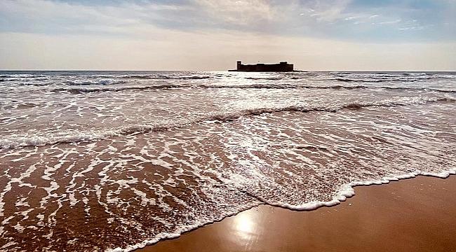 Denizin ortasında bir kale ve Kızkalesi Efsanesi