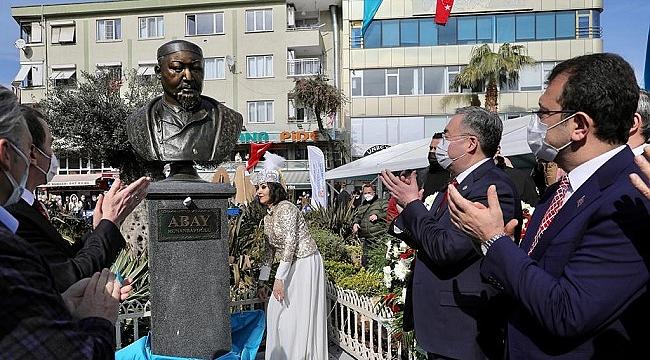 Kazak edebiyatının önemli ismi Abay Kunanbayev'in adı İstanbul'da yaşatılacak