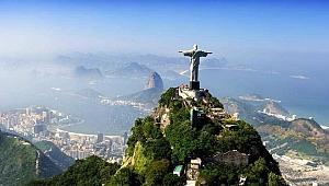 Brezilya'da yeni İsa heykeli inşa ediliyor