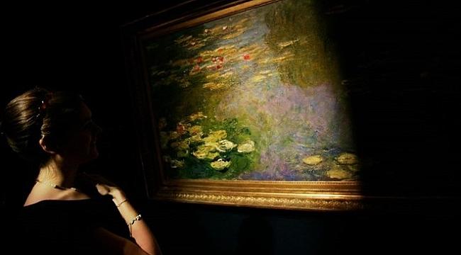Claude Monet'nin Water Lilies tablosu satışı çıkıyor