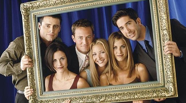 Efsane dizi Friends'in özel bölümü için çekimler başlıyor