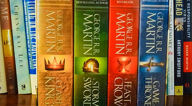 Fantastik kitaplar hayallerimizi zenginleştiriyor