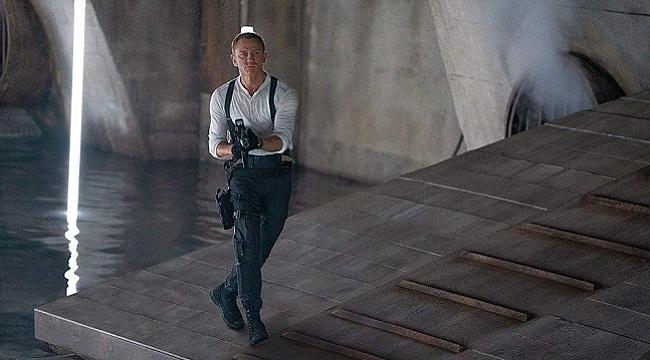 Ölmek İçin Zaman Yok filmine 10 milyon sterlinlik gala