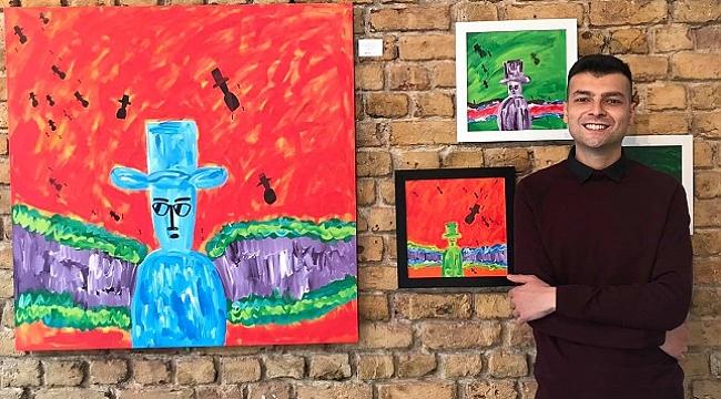 Orhan Çelik: Sanatçı iddialı olmalıdır