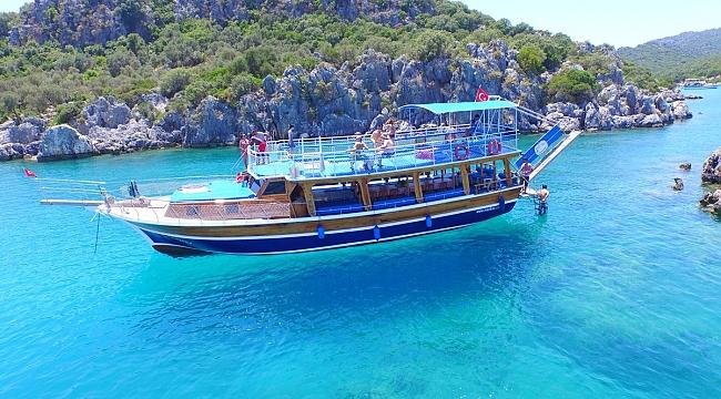 Tekne turları ile Antalya'yı keşfetmeye hazır mısınız?