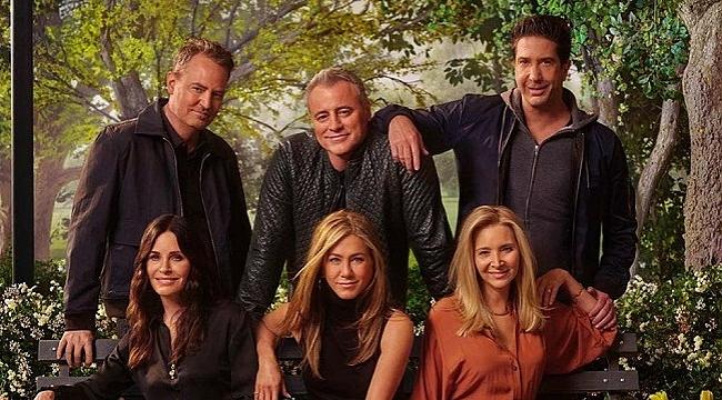 Friends dizisinin oyuncuları özel bölümden ne kadar kazanacak?