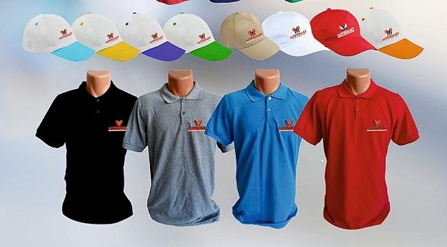 Promosyon tişört ve şapka ürünleri nelerdir?