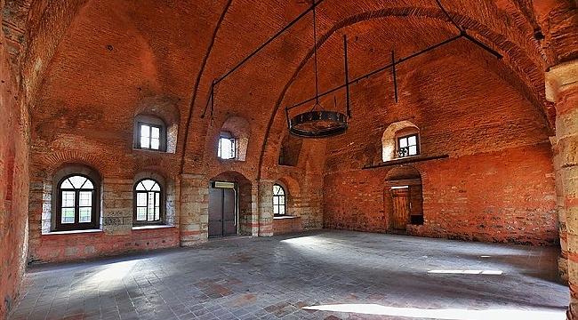 Tarihi Esgher Sinagogu kütüphane olacak