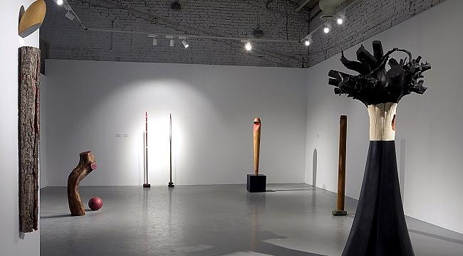 Türk sanatçı Ahmet Yiğider'in heykel sergisi Rusya'da açıldı