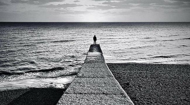 Yalnız mısınız yoksa tek başına mı?