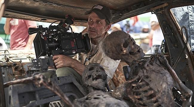 Zack Synder, Ölüler Ordusu'nun yapım sürecini anlattı