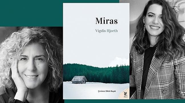 Ben Okurum'da Vigdis Hjorth'un Miras romanı konuşuldu