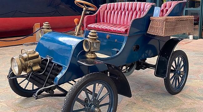 En eski Cadillac Rahmi M. Koç Müzesi'nde