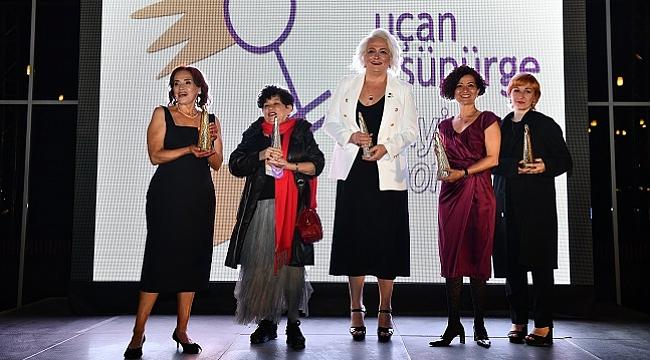 Uçan Süpürge Kadın Filmleri Festivali Ödülleri sahiplerini buldu
