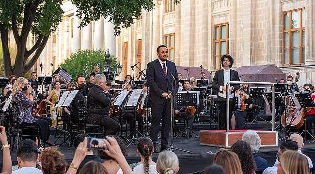 12. Uluslararası İstanbul Opera Festivali Gala Konser ile başladı