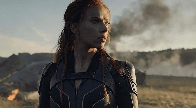 Scarlett Johansson'lı Black Widow, Hızlı ve Öfkeli 9'u tahtından indirdi