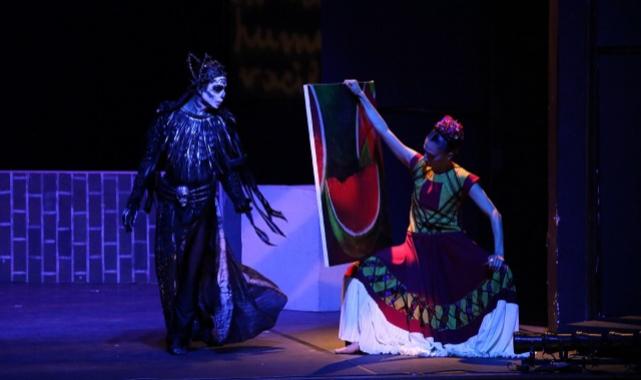 Frida balesi Bodrum'da