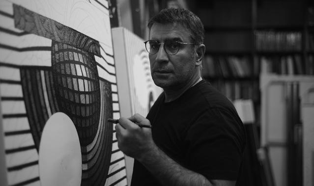Ahmet Güneştekin'in Hafıza Odası sergisi Keçi Burcu'nda sergilenecek