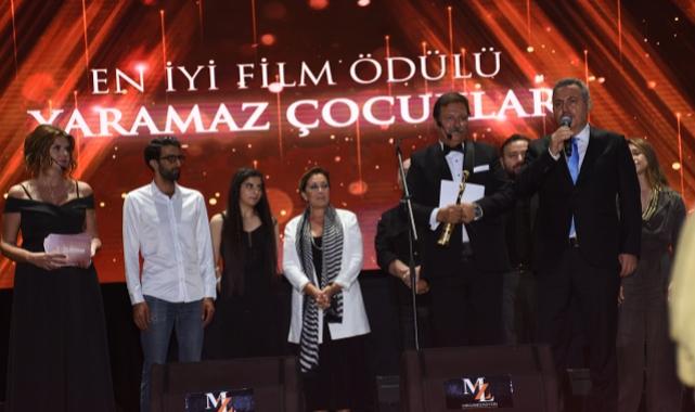 Yaramaz Çocuklar filmine Altın Koza'da En İyi Film Ödülü