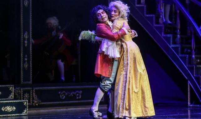 Amadeus, 30 oyunda 40 bin seyirciye ulaştı