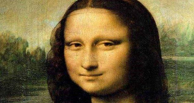 Гифка мона лиза пугает, вечер христианские