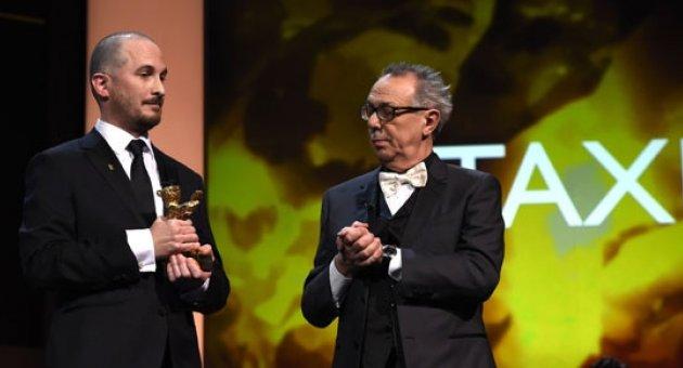 Altın Ayı ödülünü Taksi filmi kazandı