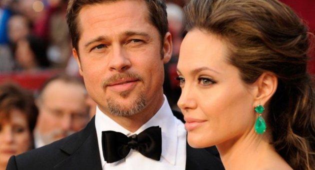 Angelina Jolie ve Brad Pitt İstanbul'da da ayrı düştü