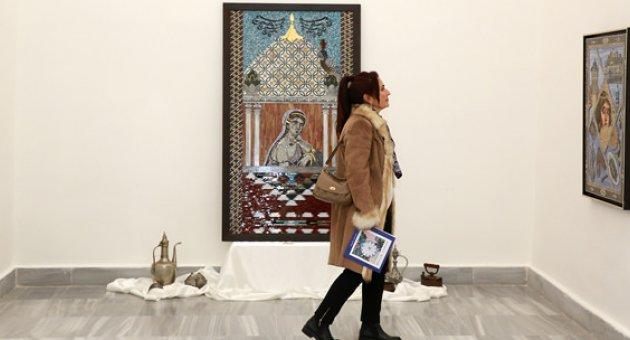 Binlerce yıllık sanat İstanbul'da canlandı
