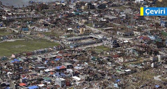 Haiyan Tayfunu'nun Toplumsal Yıkımı