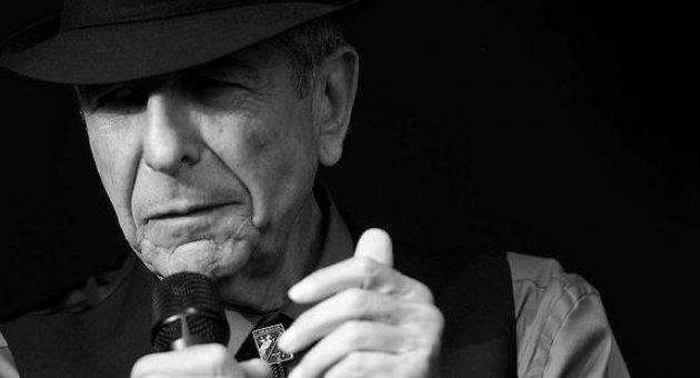 Leonard Cohen: Ölmeye hazırım!