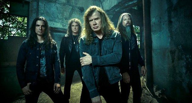 Biri Megadeth mi dedi?
