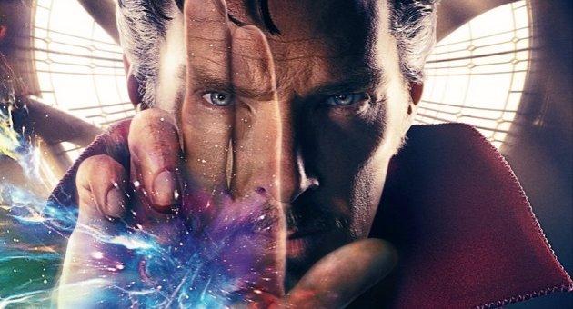 Doktor Strange'ten yeni fragman yayınlandı