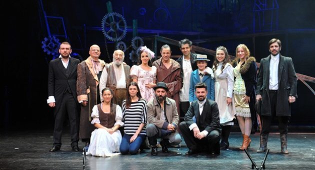 Frankenstein sezonu İzmir'de açıyor